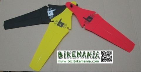 Bicibikemania - guardabarros kamikaze trasero al sillin - bicicletas Bikemania La Felguera Asturias