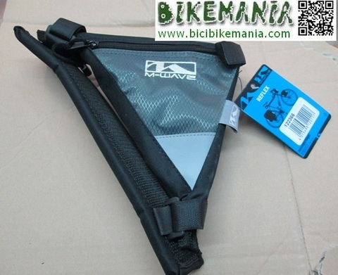 Bicibikemania - bolsa triangulo M Ware - bicicletas Bikemania La Felguera Asturias
