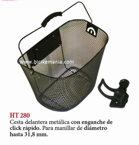Bicibikemania - cesta metalica al manillar  M Ware - bicicletas Bikemania La Felguera Asturias
