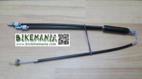 Bicibikemania - kit cable rotor bmx. - bicicletas Bikemania La Felguera Asturias