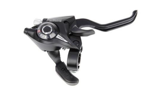 Bicibikemania - doblemandos Shimano 3-7v - bicicletas Bikemania La Felguera Asturias