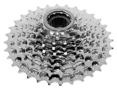 Bicibikemania - piñon Sun Race rosca 8v - bicicletas Bikemania La Felguera Asturias