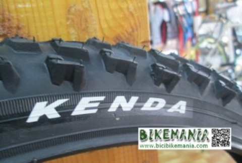 Bicibikemania - cubierta btt Kenda k286  26 - bicicletas Bikemania La Felguera Asturias