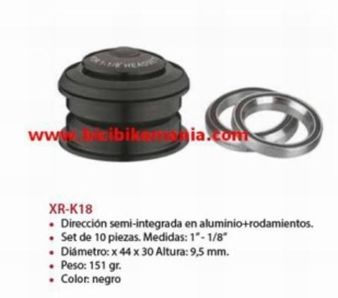 Bicibikemania - direccion TKX semi integrada rodamiento - bicicletas Bikemania La Felguera Asturias