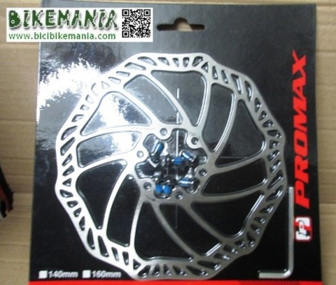 Bicibikemania - Disco Promax - bicicletas Bikemania La Felguera Asturias