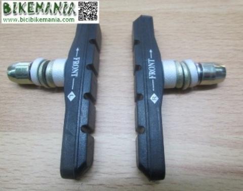 Bicibikemania -  zapatas btt v-brake Promax - bicicletas Bikemania La Felguera Asturias