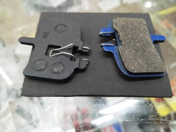 Bicibikemania - Pastillas Hayes oferta - bicicletas Bikemania La Felguera Asturias