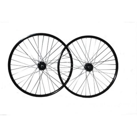 Bicibikemania - rueda 26 disco buje rosca - bicicletas Bikemania La Felguera Asturias