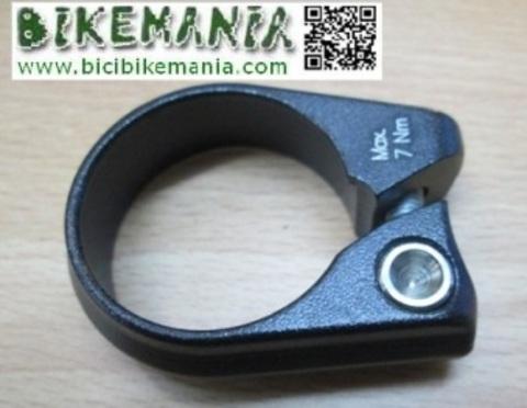 Bicibikemania - cierre abrazadera tija  Promax  - bicicletas Bikemania La Felguera Asturias