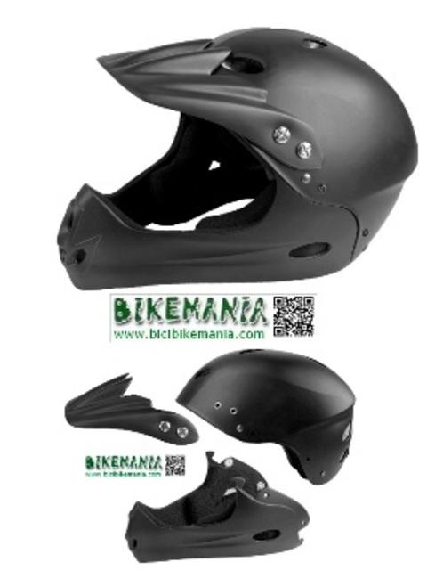 Bicibikemania - casco VENTURA All in 1 integral desmontable - bicicletas Bikemania La Felguera Asturias