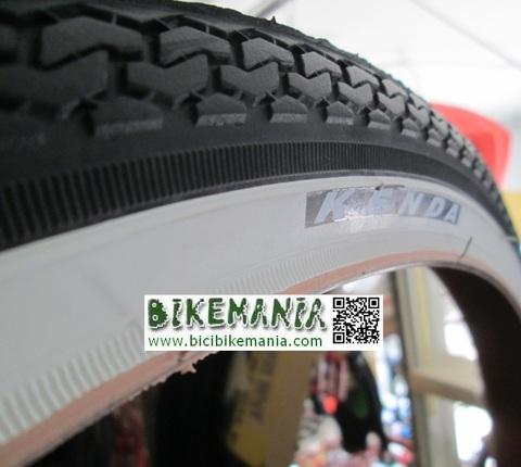 Bicibikemania - cubierta Kenda 26 - bicicletas Bikemania La Felguera Asturias