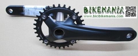 Bicibikemania - bielas Might mono plato 32 dientes  - bicicletas Bikemania La Felguera Asturias