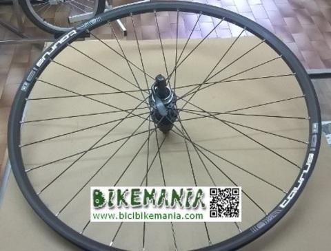 Bicibikemania - Rueda 27,5 trasera Taurus Shimano - bicicletas Bikemania La Felguera Asturias