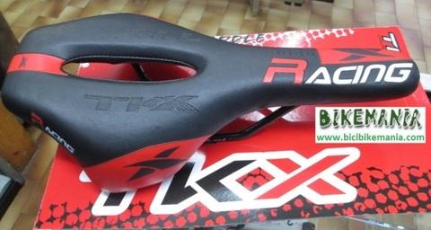 Bicibikemania - sillin TKX Racing eco - bicicletas Bikemania La Felguera Asturias