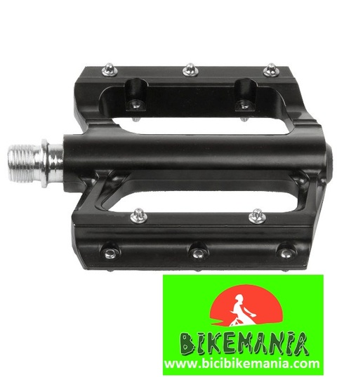 Bicibikemania - Pedal plataforma M-WAVE - bicicletas Bikemania La Felguera Asturias