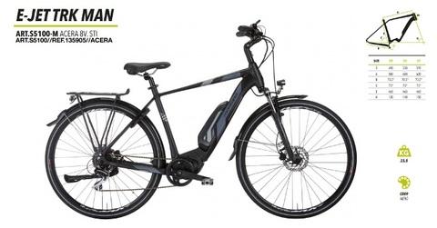Bicibikemania - JKT E JET TRK MAN - bicicletas Bikemania La Felguera Asturias