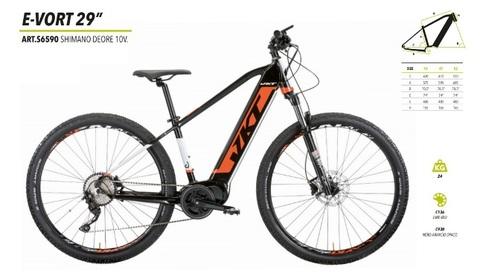 Bicibikemania - JKT E VORT 29 - bicicletas Bikemania La Felguera Asturias