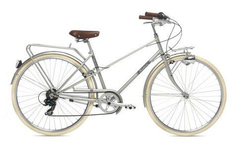 Bicibikemania - Coluer Sixties Silver - bicicletas Bikemania La Felguera Asturias