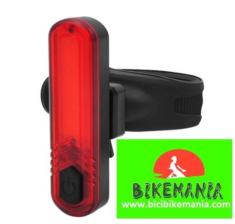 Bicibikemania -  foco trasero TKX JY-6056T - bicicletas Bikemania La Felguera Asturias