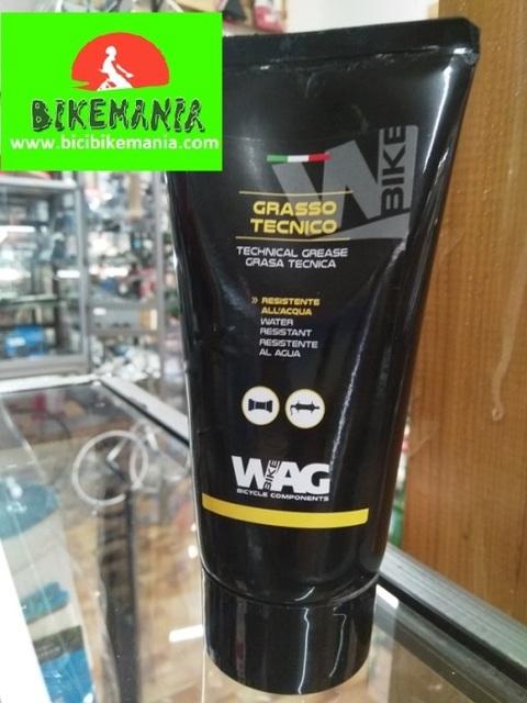 Bicibikemania - Grasa WAG 150 gr - bicicletas Bikemania La Felguera Asturias