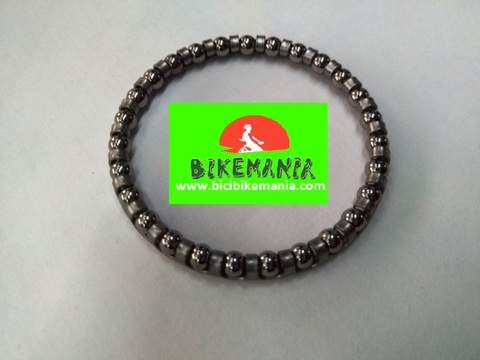 Bicibikemania - jaula rodamientos direccion 1,5 - bicicletas Bikemania La Felguera Asturias
