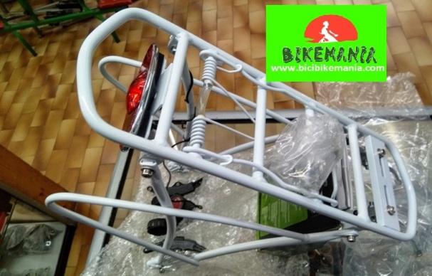 Bicibikemania -  KIt porta bultos foco Reeligt  - bicicletas Bikemania La Felguera Asturias