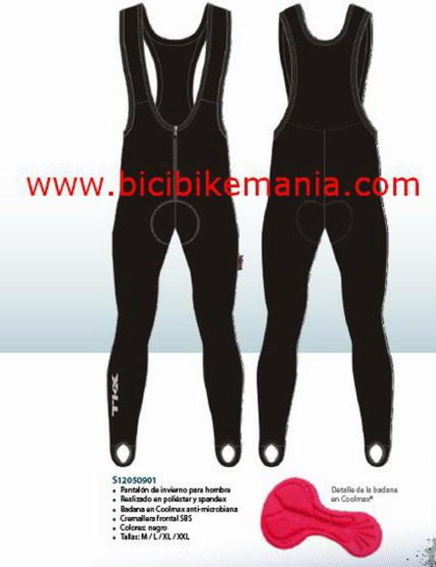 Bicibikemania - Culotte TKX invierno - bicicletas Bikemania La Felguera Asturias