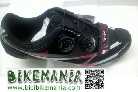 Bicibikemania - Zapatilla TKX btt doble rueda micrometrica - bicicletas Bikemania La Felguera Asturias