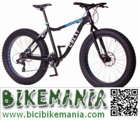 Bicibikemania - bicicleta crest FATbike 4.1 - bicicletas Bikemania La Felguera Asturias