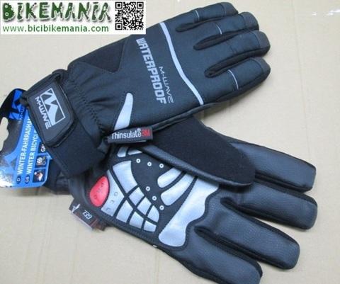 Bicibikemania - guantes invierno M Ware Alaska - bicicletas Bikemania La Felguera Asturias