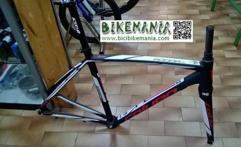 Bicibikemania - Kit cuadro Coluer Radar Al - bicicletas Bikemania La Felguera Asturias