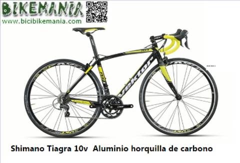 Bicibikemania -  Vektor Rx1 Tiagra 2-10v - bicicletas Bikemania La Felguera Asturias