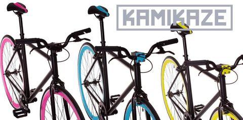 Bicibikemania - fixie Kamikaze SS 2017 - bicicletas Bikemania La Felguera Asturias