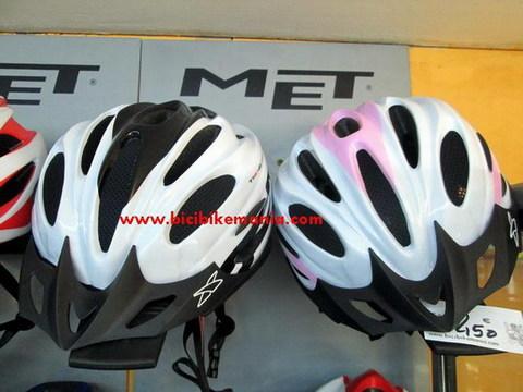 Bicibikemania - Casco TKX adulto - bicicletas Bikemania La Felguera Asturias