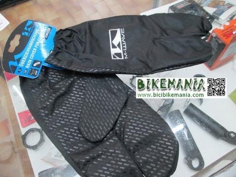 Bicibikemania - Guantes protector del agua - bicicletas Bikemania La Felguera Asturias